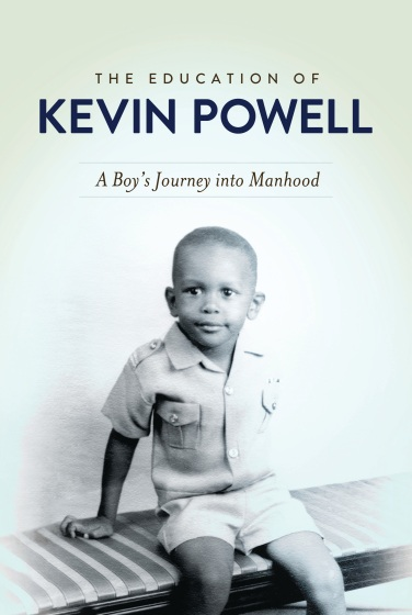 Kevin Powell book