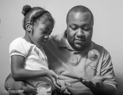 Proud Poppa Michael & Michelle