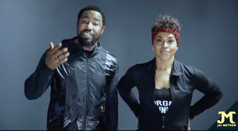Self Defense Class 1, The Basics – Intro Follow Up With Michael Jai White and Gillian IlianaWaters