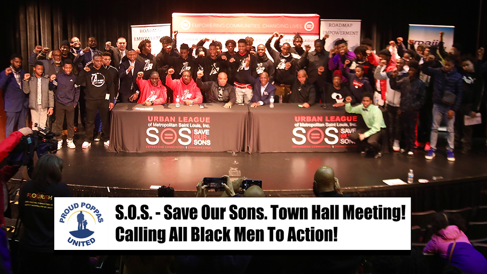 Video - Save Our Sons - Town Hall Meeting